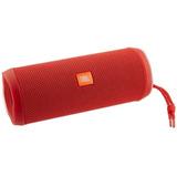 Jbl Flip 4 - Altavoz Bluetooth Portátil - 16 Vatios - Rojo