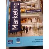 Marketing. Kotler, Armstrong. Segunda Edicion