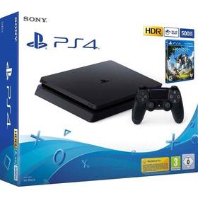 Playstation 4 Ps4 Slim 500gb 1 Juego Nuevo Tienda Gamers *_*