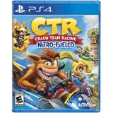 Crash Team Racing Nitro Fueled Ps4 Nuevo Sellado Gamers *_*