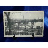 Postcard Antigua Suiza De 1912 Con Matasellos De Cr