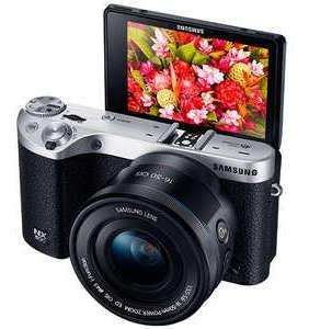 Cámara Digital 4k Samsung Nx500