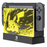 Dock Iluminado Pokemon Light Up Dock Shield Nintendo Switch
