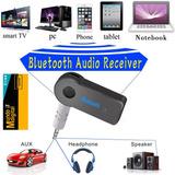 Adaptador Bluetooth Carro Y Parlantes Hands Free