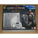 Ps4 Pro God Of War Totalmente Nuevo Y Sellado