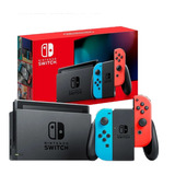 Consola Nintendo Switch Neon Entrega Inmediata