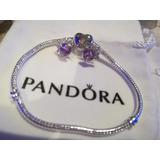 Pandora  Pulsera   Acero Inoxidable  Todas La Tallas
