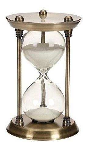 Reloj De Arena. Estilo Antiguedad (compare Ya)