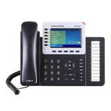 Teléfono Ip Botoneta Bluetoot Lcd 6 Sip Conf Voz Grandstream