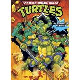 Tortuga Ninja 1987 Dvd Serie
