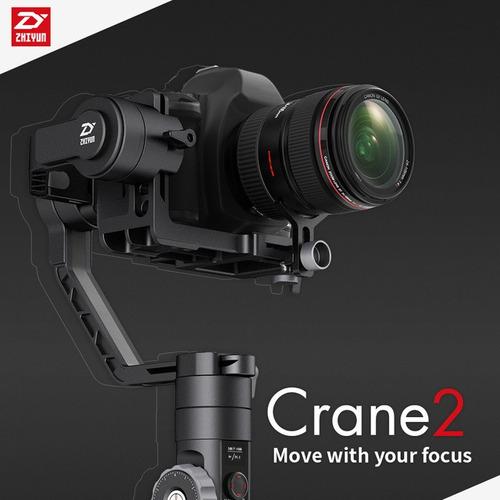 Zhiyun Tech Crane 2 Estabilizador Dslr Financio - Inteldeals