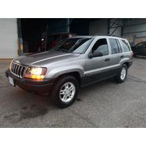 Jeep Grand Cherokee Recibo!!