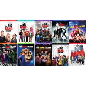 The Big Bang Theory Serie Tdv