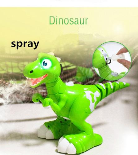 Dragon Dinosaurio Juguete Vapor Y Ctrl Rto Aco Store