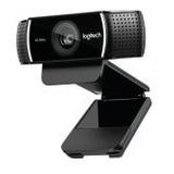 Webcam Logitech Hd Pro Webcam C922 Web Color 720p 1080p H.26