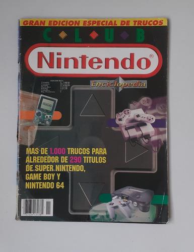 Club Nintendo, Gran Edición Especial De Trucos 1998  Para Lo