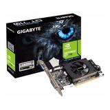 Tarjeta De Video 2gb Gigabyte Geforce Gt 710
