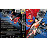 La Liga De La Justicia Serie Animada Completa Dvd