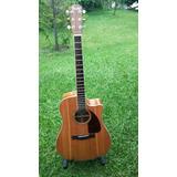 Guitarra Electroacustica Fender De Alta Gama
