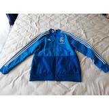 Jacket Nueva Original Del Real Madrid