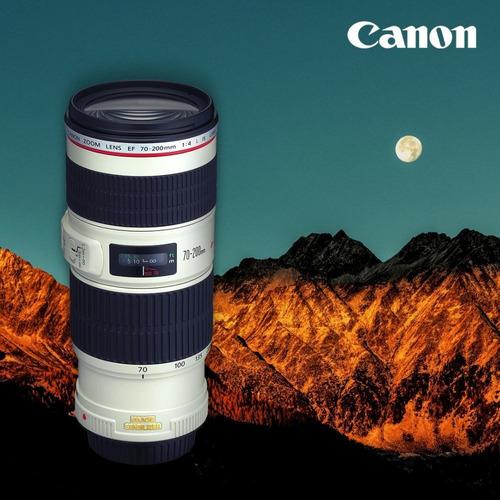 Canon Ef 70-200mm F/4l Usm Lente Objetivo Cuota - Inteldeals