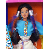 Barbie Teresa Nativa Americana Dolls Of The World