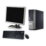 Computadora Dell, Intel Dual Core, 4gb , 250gb, Pantalla 17