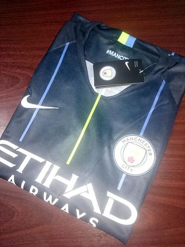 Camiseta Del Manchester City (visita)