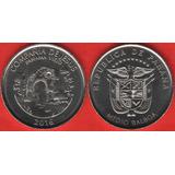 Moneda De Pamana 50 Centesimos 2016 Commemorativa.