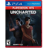 ¡¡¡ Uncharted : The Lost Legacy Para Ps4
