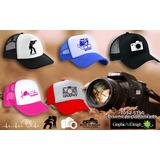 Gorras Personalizadas En Sublimación O Termo Adhesivo