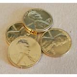 1953 S Lincoln 1 Centavo De Dolar Wheat Penny. U.s.a.