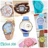 Liquidación 2x1 Relojes Envío Gratis Click506