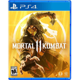 Mortal Kombat 11 Playstation 4