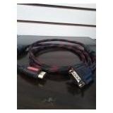 Cable Hdmi A Vga Cod 10475*