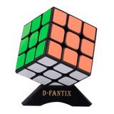 Cubo 3x3x3 Tradicional D-fantix De Velocidad