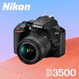 Nikon D3500 Kit 18-55mm- Inteldeals