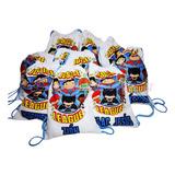 Bolsitos/bolsos Para Confites Cumpleaños La Costura De Raymi