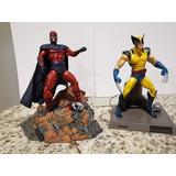 Marvel Magneto Wolverine. Figuras De Acción Coleccionables