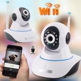 Camara Seguridad Wifi Rotativa / Boris Importaciones