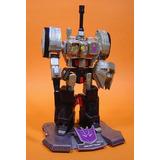 Transformers Megatron War Within Titanium Diecast