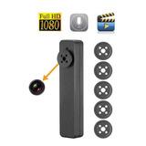 Ec Mini Camara Espia/oculta Boton Hd 1080p 16gb
