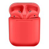 H O Y Exprés En Moto Audifonos Bluetooth I12 AirPods Colores