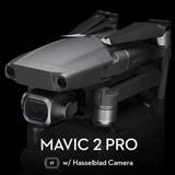 Dji Mavic 2 Pro Distribuidor Autorizado Cuotas - Inteldeals