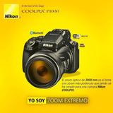 Nikon Coolpix P1000 125 Zoom Bridge Financiamos - Inteldeals