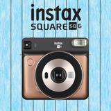 Camara Fujifilm Instax Square Sq6 Financiamos - Inteldeals