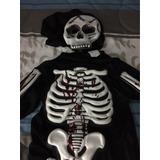 Disfraz Skeleton Niño O Niña