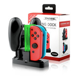 Charging Dock Joy Con & Pro Controller Nintendo Switch