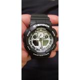 Reloj G Shock Casio Negro