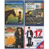 Lote 3 Películas En Bluray Originales, Nuevas  Selladas